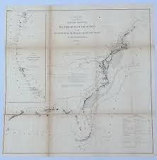 Nautical Charts New England Coast Gulf Of Maine New England 1879 Nautical Chart Us Coast