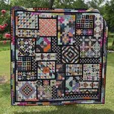 Long time gone | Quilting | Pinterest | Sampler quilts, Scrappy ... & Halloween quilt using Jen Kingwell's Long Time Gone quilt pattern. Adamdwight.com