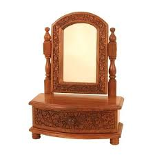 wood furniture design pictures. Simple Wood Brown Wooden Dressing Table In Wood Furniture Design Pictures