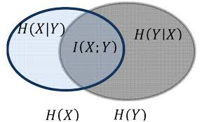 Mutual Information Venn Diagram The Venn Diagram Of Entropies H X H Y And The Mutual Information