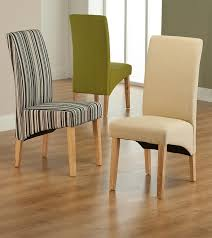 Patterned Dining Chairs Unique Cozy And Stylish Fabric Dining Chairs Fibi Ltd Home Ideas