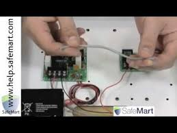 must an external siren be hardwired to my wireless control panel Simon Xt Wiring Diagram must an external siren be hardwired to my wireless control panel? video included livewatch help center ge simon xt wiring diagram