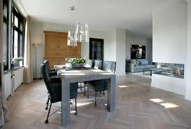Modern Klassieke Villa Woonkamer Obly