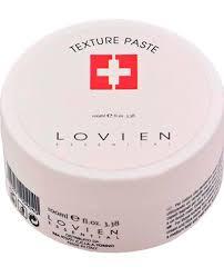 <b>Lovien Essential Паста</b> текстурная с матовым эффектом Texture ...