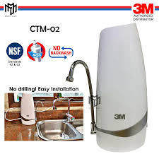3m countertop drinking water system ctm02 ctm 02 indoor water purifier water filter
