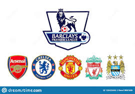 Barclays Premier League Football Clubs Logo Editorial Stock Image -  Illustration of soccer, uefa: 125423444