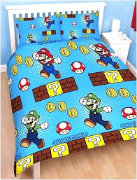 super bedding set sets bros mario full size brothers picture 2 of comforter