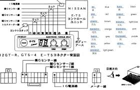 field e ts wiring diagram, can anyone help gt r register R32 Gtr Wiring Diagram a good mate of mine made this up for me this evening nissan skyline r32 gtr wiring diagram