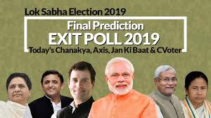 Todays Chanakya Exit Poll 2019 Lok Sabha Final Prediction