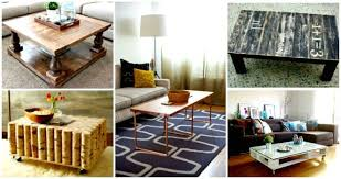Basic coffee table project if you're looking for a simple and easy diy project, this is it. 50 Free Diy Coffee Table Plans Anyone Can Build In Low Cost