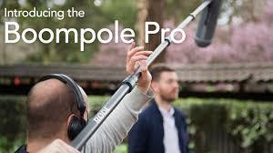 Introducing the <b>Boompole</b> Pro - YouTube