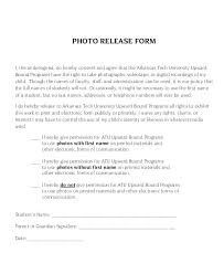 Photography Copyright Release Form Template Then Rights