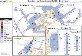 London Heathrow Airport Egll Lhr Airport Guide