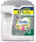 Similac Pro-Advance Step 2 Baby Formula, 6-24 months, with 2'-FL. Immune Support Innovation: 2'-FL, Powder, 964g