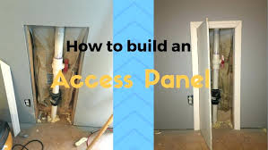 simple before choose attic access doors insulated knee wall door