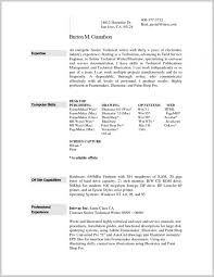 Free Printable Resume Templates Online Best Of Resume Builder That Is Actually Free