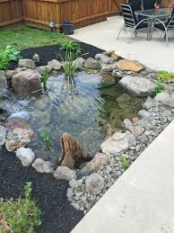 Backyard Ponds Backyard Fish Pond Waterfall Koi Water Garden Waterscapes Water