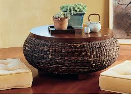 rattan coffee table with wooden top bamboo coffee tables rattan coffee table australia