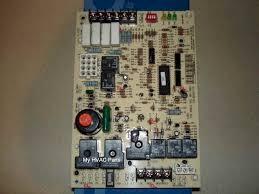 62 102635 81 rheem ruud 80% 2 stage heat control board