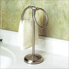 Fashionable Free Standing Towel Racks For Small Bathrooms Full Size