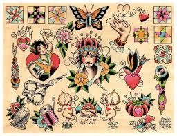 Vintage Quilting & Sewing, Crafty Crafter, Tattoo Flash Print by ... & Vintage Quilting & Sewing, Crafty Crafter, Tattoo Flash Print by  MissMartinTattoos on Etsy Adamdwight.com