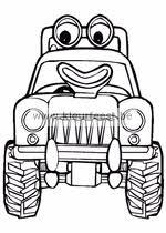 Traktor Tom Kleurplaten Zonder Reclame