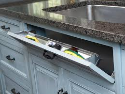 Under Kitchen Sink Storage Small Kitchen Organization Solutions Ideas Hgtv Pictures Hgtv