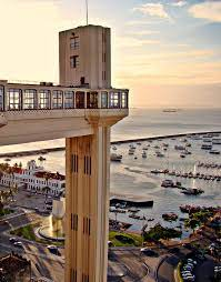 Elevador Lacerda - Salvador, Bahia (by Fred Matos) | Brazil travel, Brazil,  Places to go