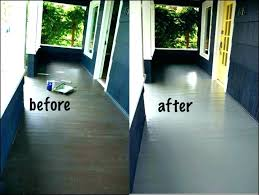 concrete like paint best for porch patio staining vs painting coating
