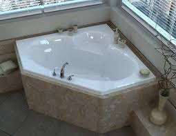 brilliant jetted bathtub throughout venzi ambra 60 x corner air with center drain by plan 0