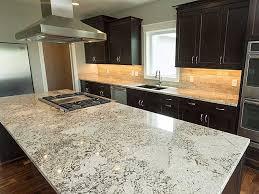 alaskan white granite countertop