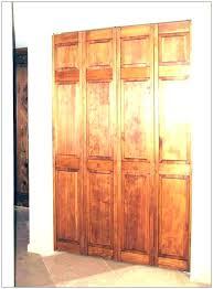 sliding wood closet doors wardrobes wooden wardrobe pretty door cost bifold doo
