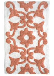 Amazon.com: Jessica Simpson Bali Yarn Dyed Cotton Bath Rug, Burnt ...