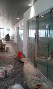 commercial interior sliding glass doors. Conference Room With Sliding Glass Doors, Side View, Near Atlanta, Roswell And Sandy Commercial Interior Doors