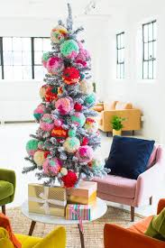 Christmas Living Room Decorating Ideas Stunning 48 Christmas Tree Decoration Ideas Pictures Of Beautiful Christmas