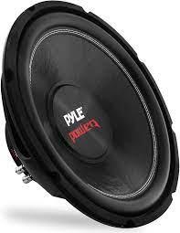 Buy 10 Car Audio Speaker Subwoofer - 1000 Watt High Power Bass Surround  Sound Stereo Subwoofer Speaker System - Non Press Paper Cone, 90 dB, 4 Ohm,  50 oz Magnet, 2 Inch