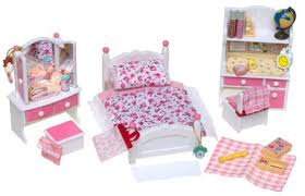 Captivating Calico Critters Girlu0027s Bedroom Set U0026 Accessories