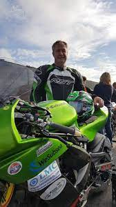 Crowdfunding to fund the racing season as much as possible and make waves  in the Isle of Man in August for my second Manx Grand Prix. on JustGiving