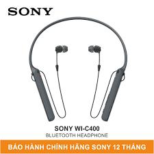 Tai Nghe Bluetooth Không Dây Sony WI-C400 - Hàng Chính Hãng Sony Việt Nam -  Mới 100% tốt giá rẻ