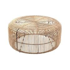 side table rattan tables round coffee wicker chairs ot