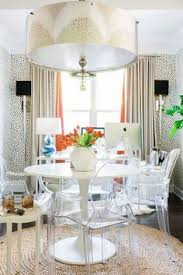 wallpapers chairs lighting curtains i love it all find this pin and more on dining room