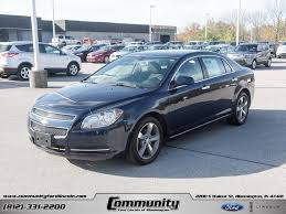 Used 2012 Chevrolet Malibu 4dr Sdn LT w/1LT - Bloomington IN ...