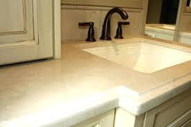 the granite gurus slab marble crema marfil countertop bathroom