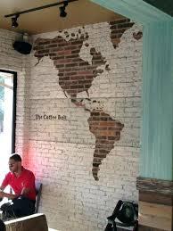 internal brick wall sealant interior brickwork create an elegant statement with a white brick wall sealing