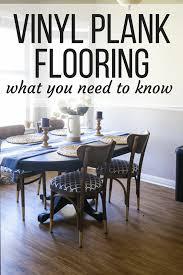 dining room with mohawk vinyl plank flooring and text overlay vinyl plank flooring