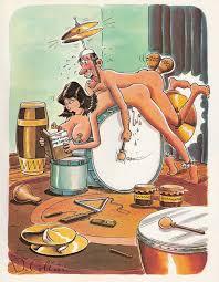 Funny Sex Cartoons