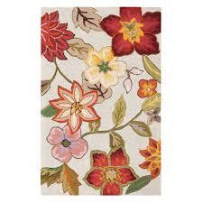 nourison fantasy fa18 hand hooked acrylic blend rectangle rug com