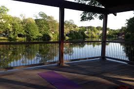 yoga sanctuary on the saugatucket