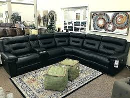 sectional under 1000 best reclining sectional sofa chocolate brown leather sectional sofa with 2 storage ottomans