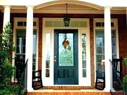 fiberglass front doors with glass s s fiber fiberglass entry doors with oval glass